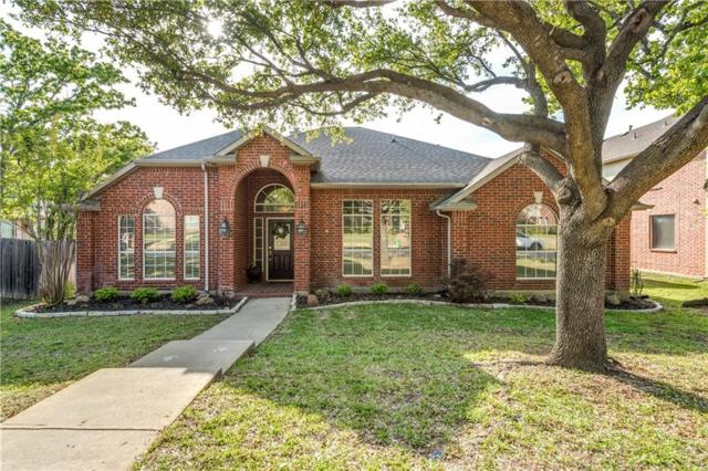 1508 Highland Lakes Drive, Keller, TX 76248 (MLS #13817255) :: Frankie Arthur Real Estate
