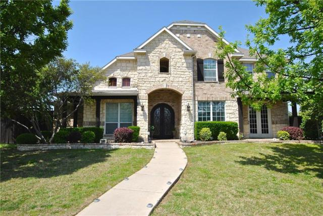 8065 Staley Drive, Frisco, TX 75036 (MLS #13817278) :: RE/MAX Pinnacle Group REALTORS