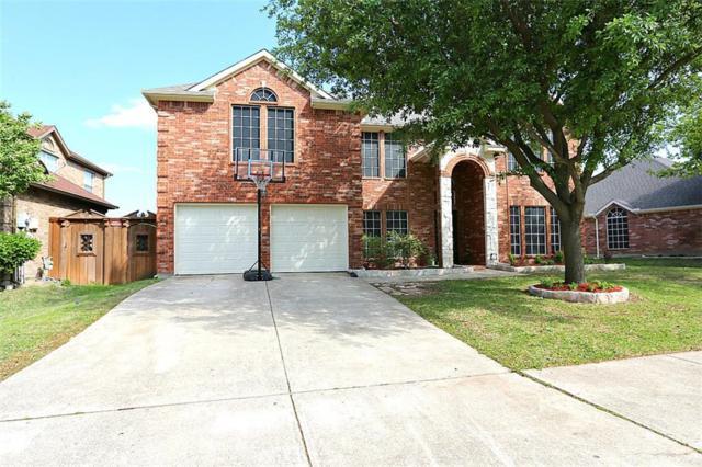 8006 Troon Drive, Rowlett, TX 75089 (MLS #13817294) :: Exalt Realty