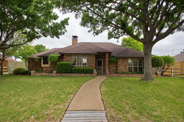 1603 Clearbrook Drive, Allen, TX 75002 (MLS #13817337) :: The Cheney Group