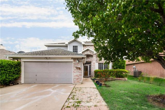 3035 Parkline Trail, Grand Prairie, TX 75052 (MLS #13817554) :: Robbins Real Estate Group