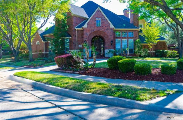 609 Cambridge Manor Lane, Coppell, TX 75019 (MLS #13817679) :: Team Hodnett