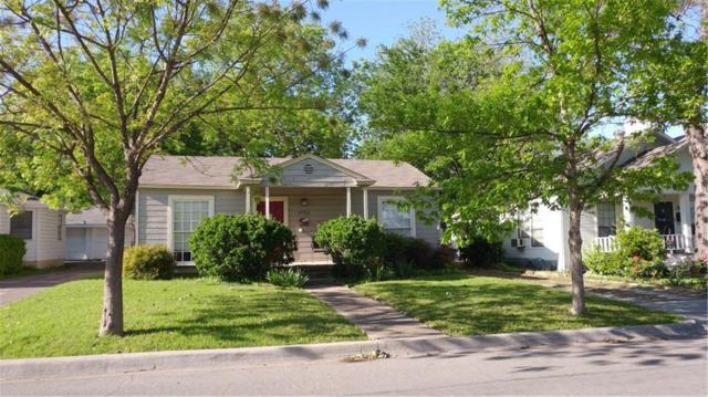 6023 Goodwin Avenue, Dallas, TX 75206 (MLS #13817770) :: RE/MAX Landmark