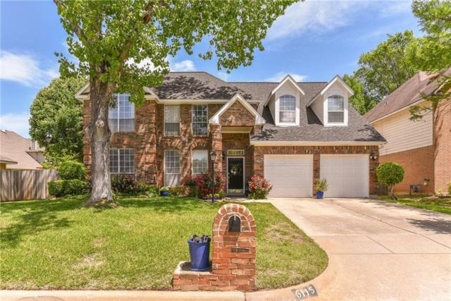6115 Wooded Edge Court, Arlington, TX 76001 (MLS #13817828) :: The FIRE Group at Keller Williams