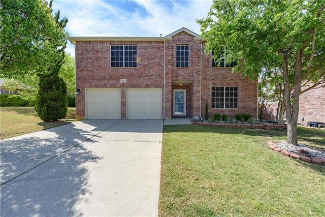 8312 Rocky Court, Fort Worth, TX 76123 (MLS #13817839) :: The FIRE Group at Keller Williams