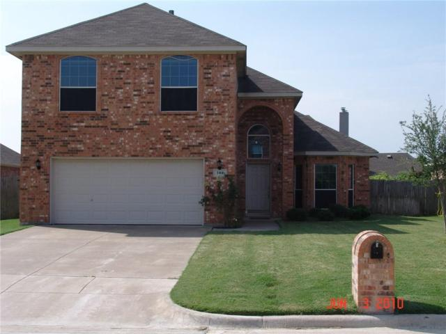 708 Manchester Drive, Mansfield, TX 76063 (MLS #13817967) :: Magnolia Realty