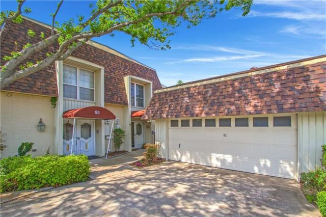 91 One Main Place, Benbrook, TX 76126 (MLS #13817997) :: Magnolia Realty