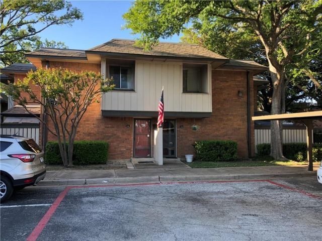 2810 Lineville Drive #102, Farmers Branch, TX 75234 (MLS #13818023) :: Ebby Halliday Realtors