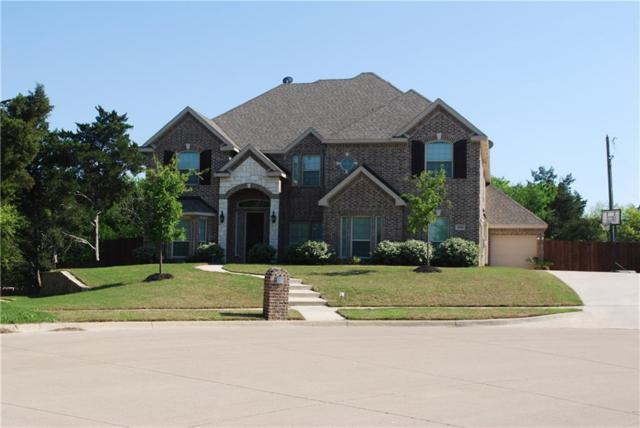 1890 Rugged Trail, Midlothian, TX 76065 (MLS #13818192) :: The FIRE Group at Keller Williams