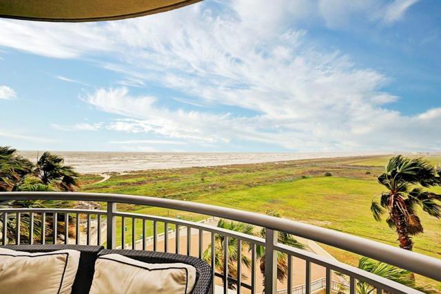 801 E Beach Drive Tw0308, Galveston, TX 77550 (MLS #13818199) :: Baldree Home Team