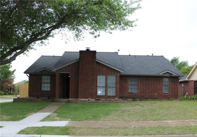 6701 Trumpet Drive, Rowlett, TX 75089 (MLS #13818333) :: Exalt Realty