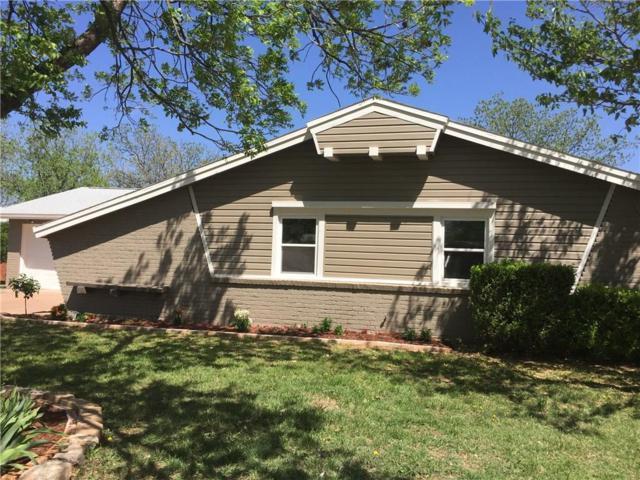 1601 Beechwood Lane, Abilene, TX 79603 (MLS #13818700) :: Baldree Home Team