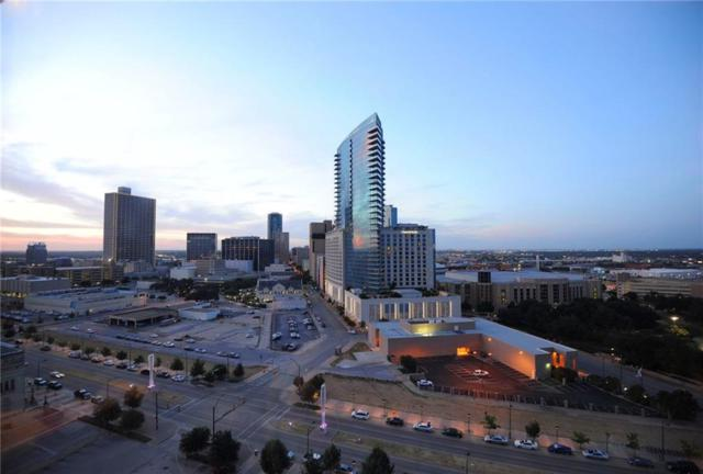 221 W Lancaster Avenue #12004, Fort Worth, TX 76102 (MLS #13818838) :: The Mitchell Group