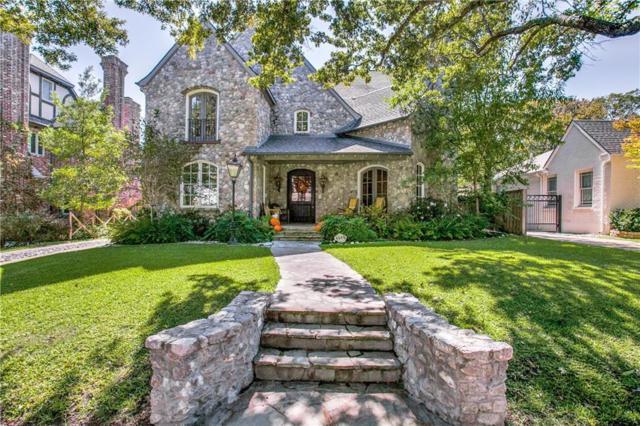 4049 Purdue Avenue, University Park, TX 75225 (MLS #13818956) :: Team Hodnett
