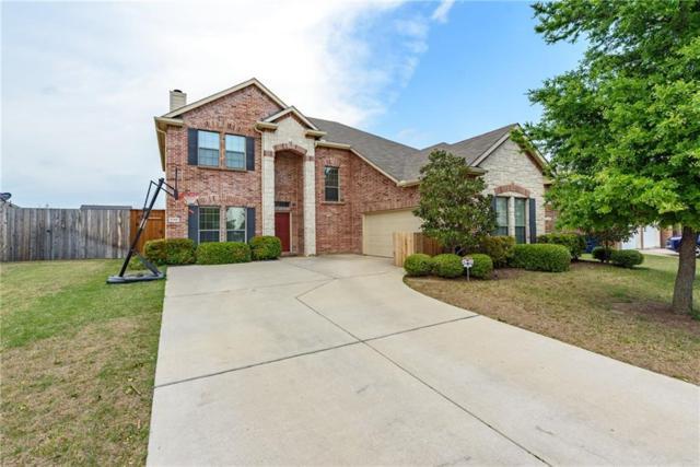 5740 Crestwood Drive, Prosper, TX 75078 (MLS #13818968) :: Frankie Arthur Real Estate