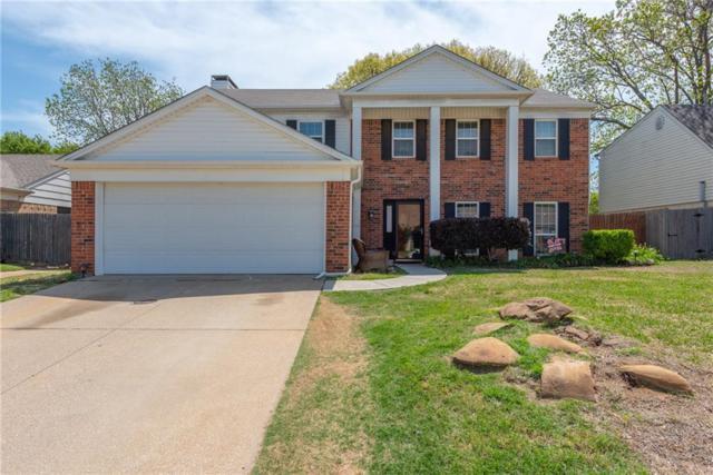 3930 Willow Run, Flower Mound, TX 75028 (MLS #13819063) :: Frankie Arthur Real Estate