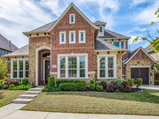 1654 Bridle Boulevard, Frisco, TX 75034 (MLS #13819232) :: Kindle Realty