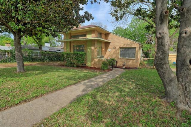 418 N Montreal Avenue, Dallas, TX 75208 (MLS #13819266) :: Magnolia Realty