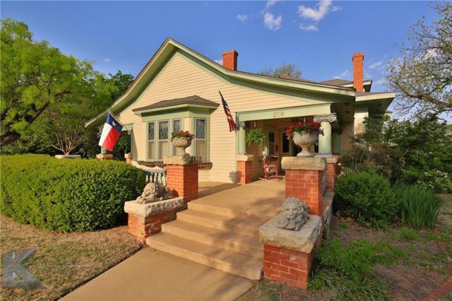 208 Merchant Street, Abilene, TX 79603 (MLS #13819269) :: Century 21 Judge Fite Company