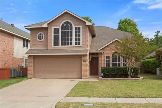 1310 Indian Lake Trail, Carrollton, TX 75007 (MLS #13819380) :: Team Tiller