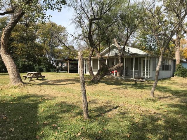 319 Butler Point Road, Graford, TX 76449 (MLS #13819396) :: Team Hodnett