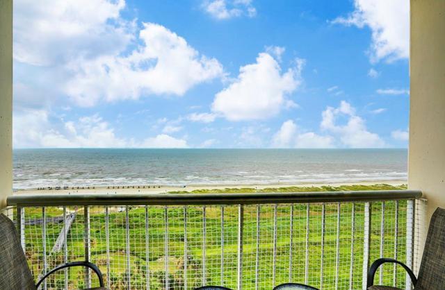 1401 E Beach Drive #914, Galveston, TX 77550 (MLS #13819420) :: Pinnacle Realty Team