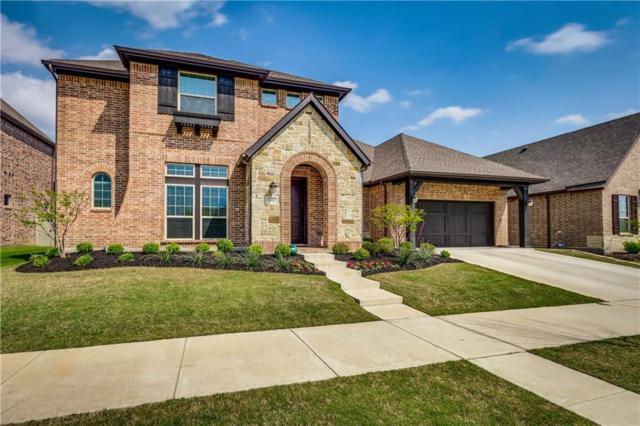 410 Sunflower Avenue, Argyle, TX 76226 (MLS #13819462) :: The Real Estate Station
