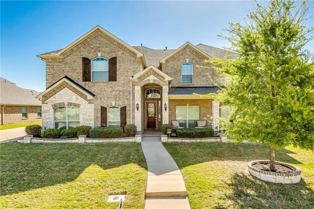 303 Captains Court, Mansfield, TX 76063 (MLS #13819530) :: The FIRE Group at Keller Williams