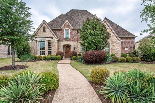 2356 Wingsong Lane, Allen, TX 75013 (MLS #13819587) :: Kimberly Davis & Associates