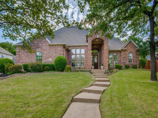 613 Winding Creek Court, Southlake, TX 76092 (MLS #13819591) :: Team Hodnett