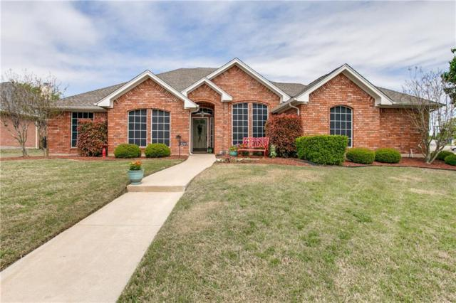 2207 Chrisman Trail, Mansfield, TX 76063 (MLS #13819626) :: The FIRE Group at Keller Williams