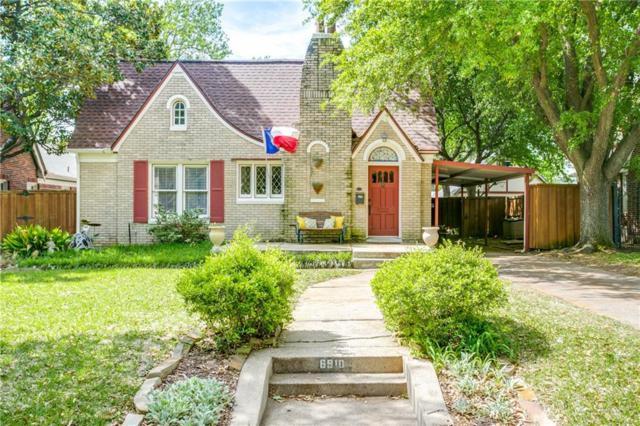 6910 Casa Loma Avenue, Dallas, TX 75214 (MLS #13819685) :: Frankie Arthur Real Estate