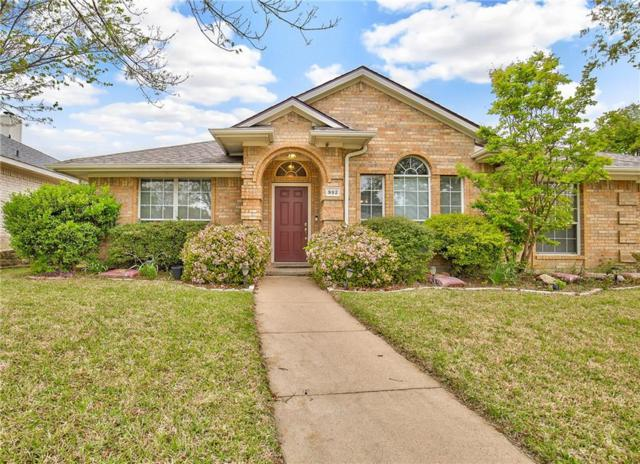992 Midnight Pass, Rockwall, TX 75087 (MLS #13819783) :: The Rhodes Team