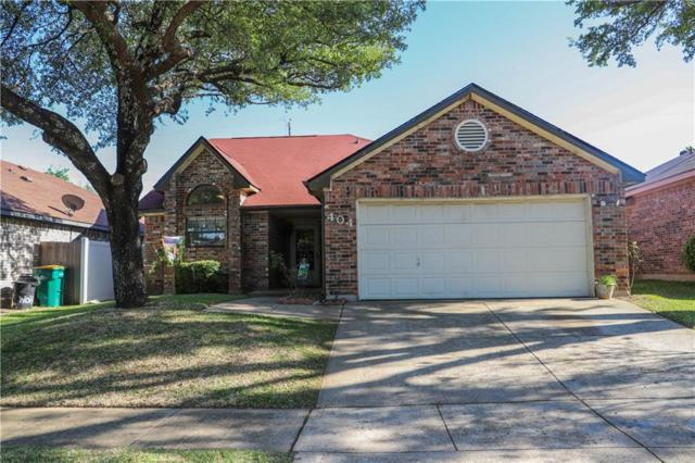404 Wolfe, Cedar Hill, TX 75104 (MLS #13819796) :: Exalt Realty