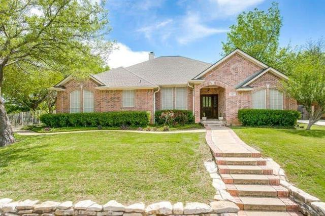 3607 Woodside Drive, Arlington, TX 76016 (MLS #13819813) :: The FIRE Group at Keller Williams