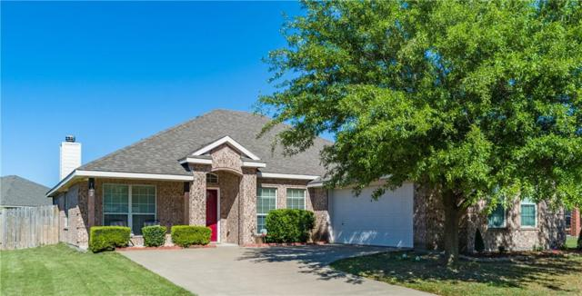 122 Parks Branch Road, Red Oak, TX 75154 (MLS #13819827) :: The FIRE Group at Keller Williams