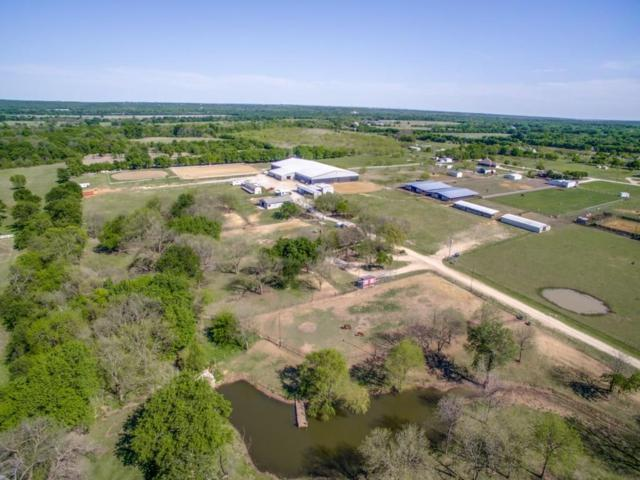 3555 Sauls Road, Aubrey, TX 76227 (MLS #13819842) :: Kindle Realty