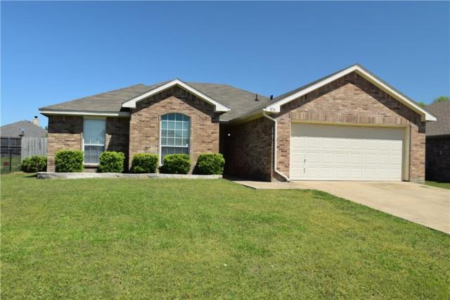 816 Rowdy Drive, Royse City, TX 75189 (MLS #13819922) :: Exalt Realty