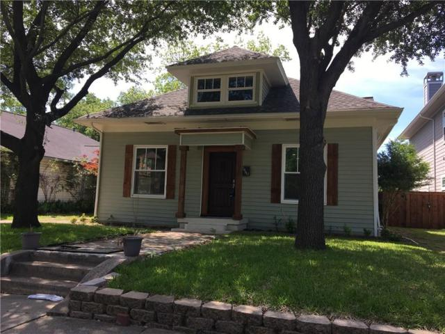 5440 Willis Avenue, Dallas, TX 75206 (MLS #13819935) :: Keller Williams Realty