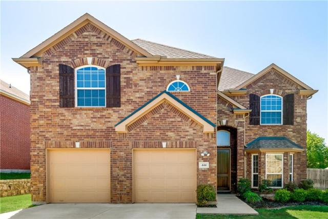 444 Hageman, Cedar Hill, TX 75104 (MLS #13820000) :: Exalt Realty