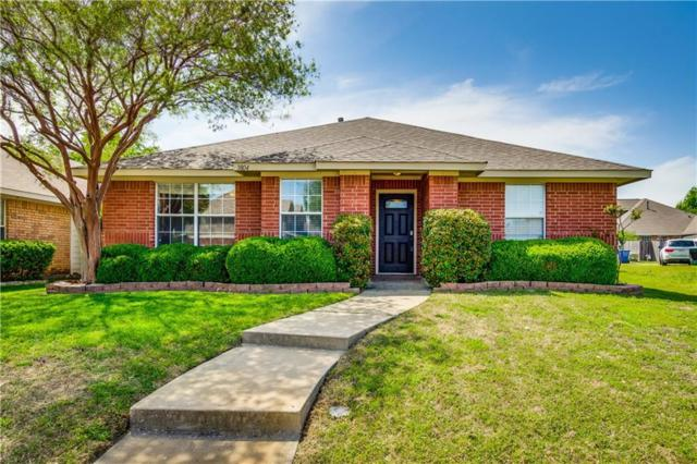 3804 Aloe Drive, Mckinney, TX 75070 (MLS #13820058) :: Robbins Real Estate Group
