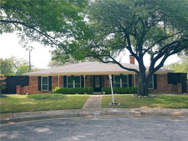 9451 Arborhill Drive, Dallas, TX 75243 (MLS #13820081) :: Team Hodnett