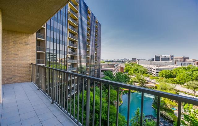 5200 Keller Springs Road #732, Dallas, TX 75248 (MLS #13820140) :: Team Tiller