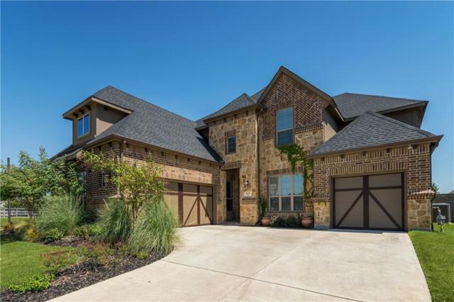 228 Birdcall Lane, Argyle, TX 76226 (MLS #13820144) :: The Real Estate Station