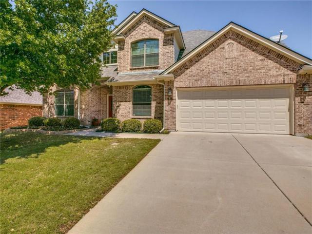 418 Silver Mine Drive, Justin, TX 76247 (MLS #13820237) :: Cassandra & Co.