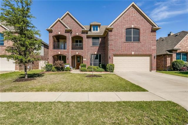 909 Tara Drive, Burleson, TX 76028 (MLS #13820251) :: Team Hodnett