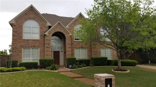 806 Glen Abbey Drive, Mansfield, TX 76063 (MLS #13820279) :: Keller Williams Realty