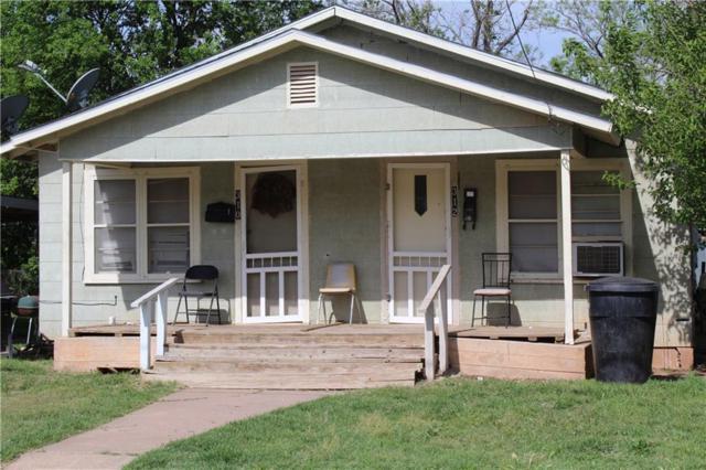 310 Reading Avenue, Abilene, TX 79603 (MLS #13820295) :: Century 21 Judge Fite Company