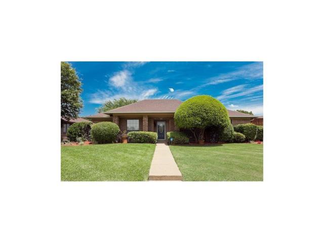 809 Simon Drive, Plano, TX 75025 (MLS #13820317) :: Keller Williams Realty