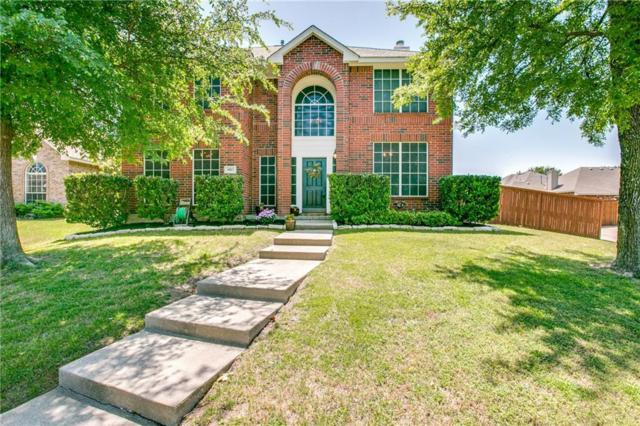 4013 Caldwell Avenue, The Colony, TX 75056 (MLS #13820465) :: The Cheney Group